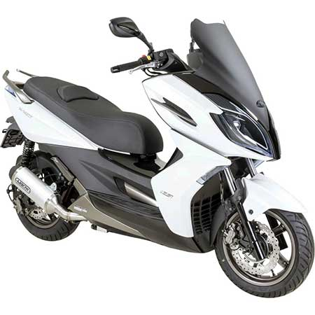 comparatif 125 scooter