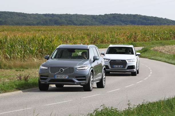 comparatif 4x4 luxe