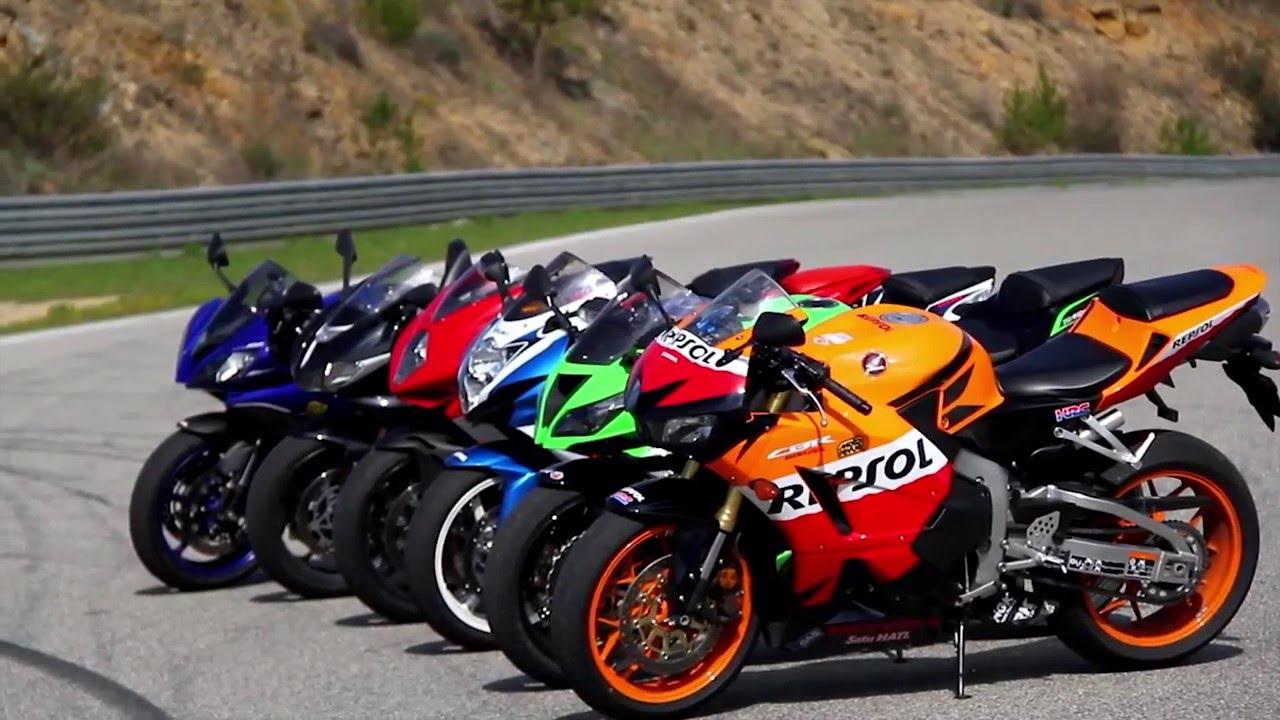 comparatif 600 supersport 2016