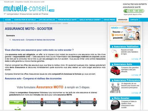 comparatif d'assurance moto