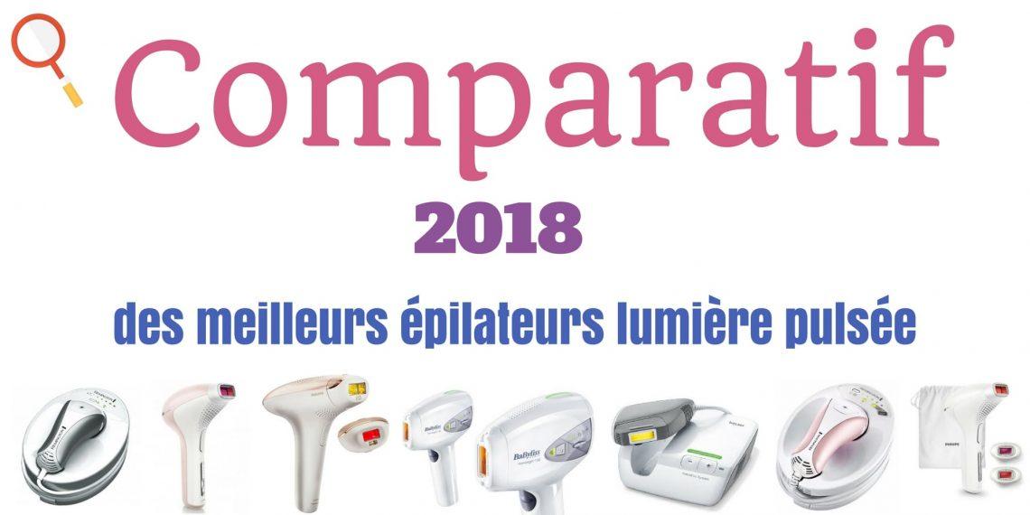 comparatif epilateur