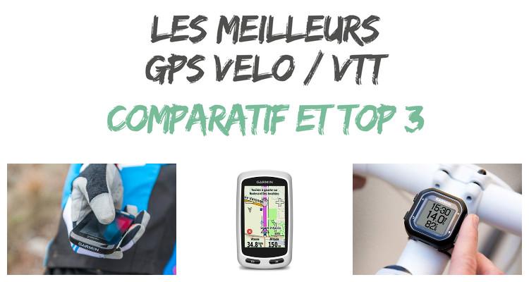 comparatif gps vtt