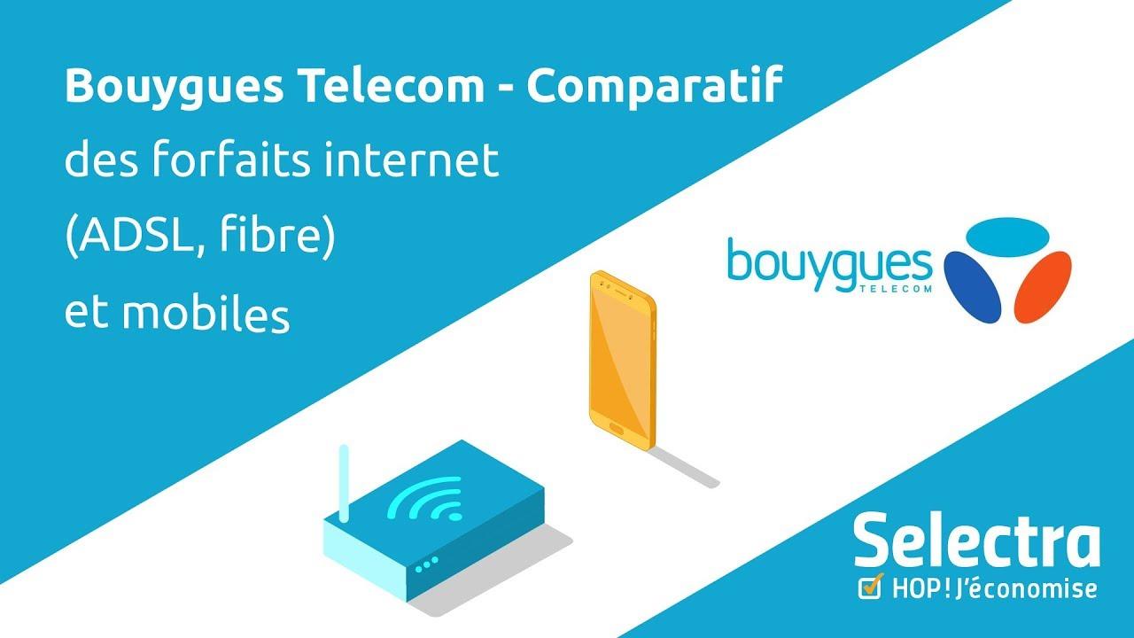 comparatif internet fibre