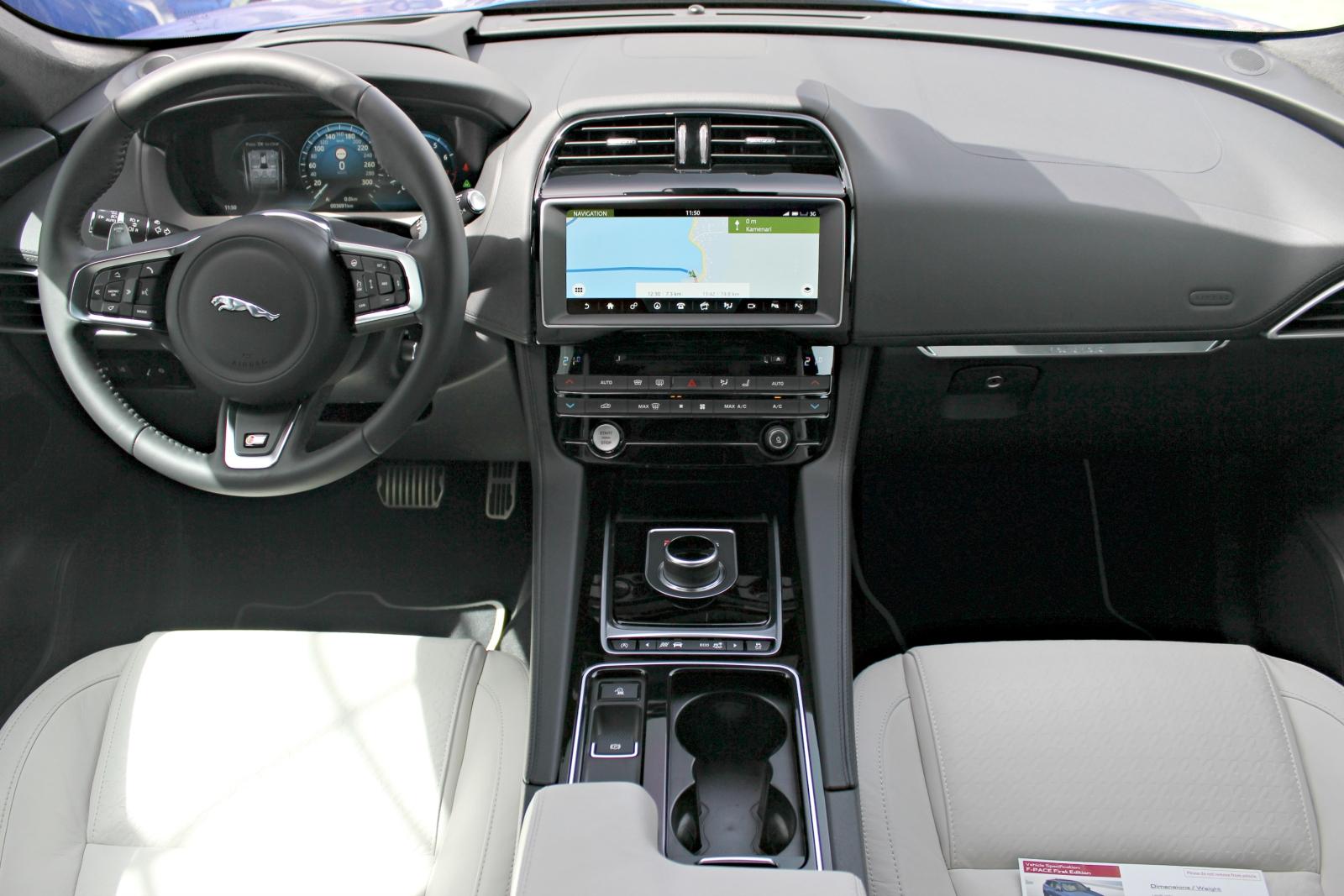 comparatif jaguar f pace