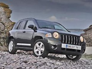 comparatif jeep compass