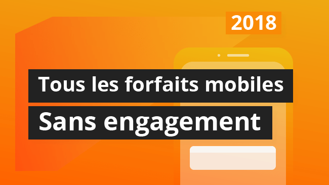 comparatif offre mobile sans engagement