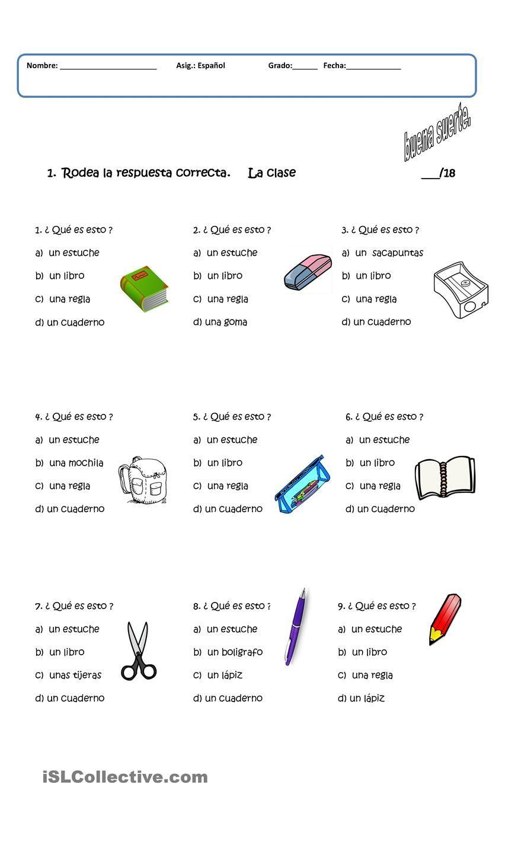 test de espanol para extranjeros