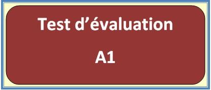 test de niveau francais a imprimer