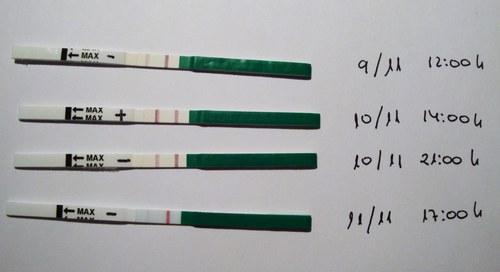 test de ovulacion