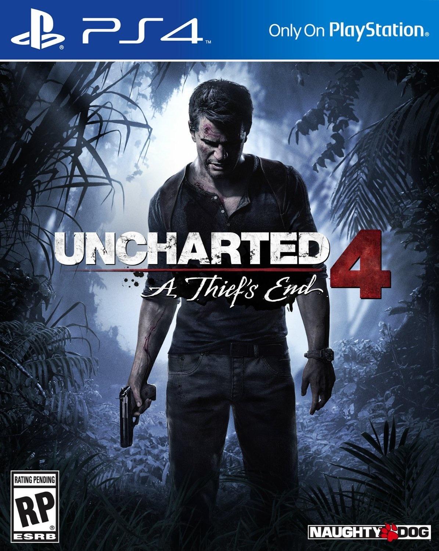 test de uncharted 4