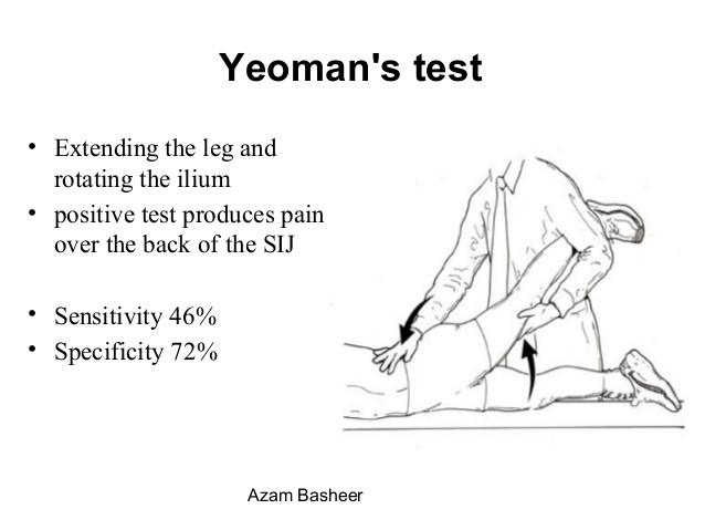 test de yeoman