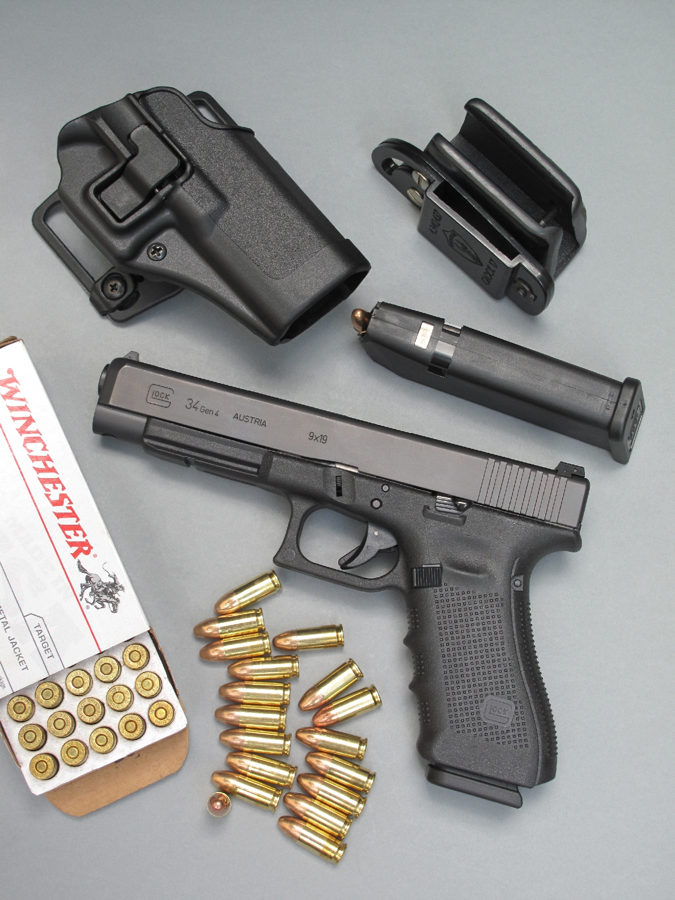 comparatif 9mm court