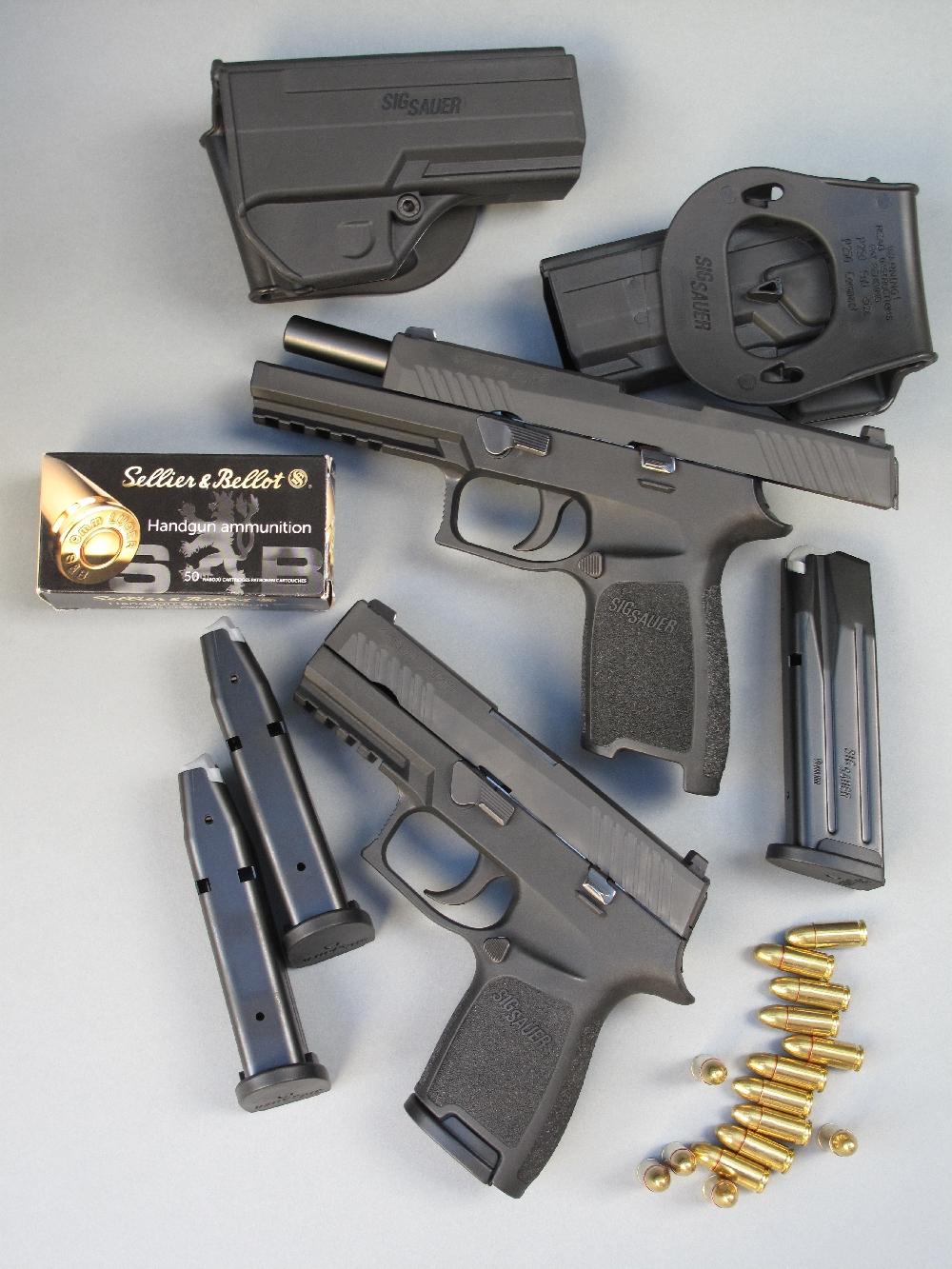 comparatif 9mm