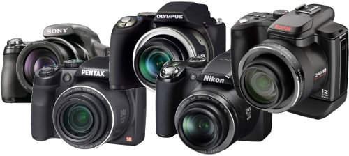 comparatif appareil photo