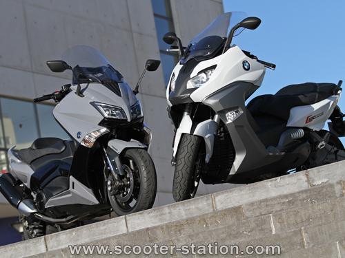 comparatif c 650 sport tmax 530