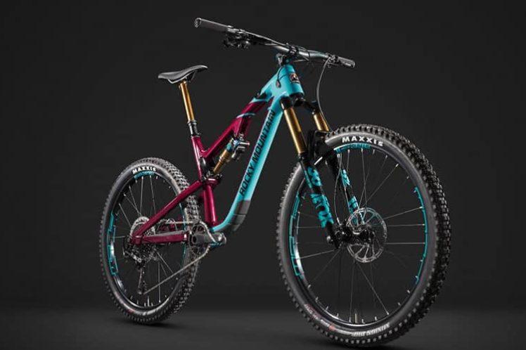 comparatif e-bike all-mountain