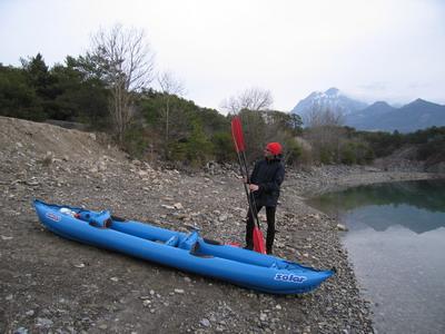 comparatif kayak gonflable