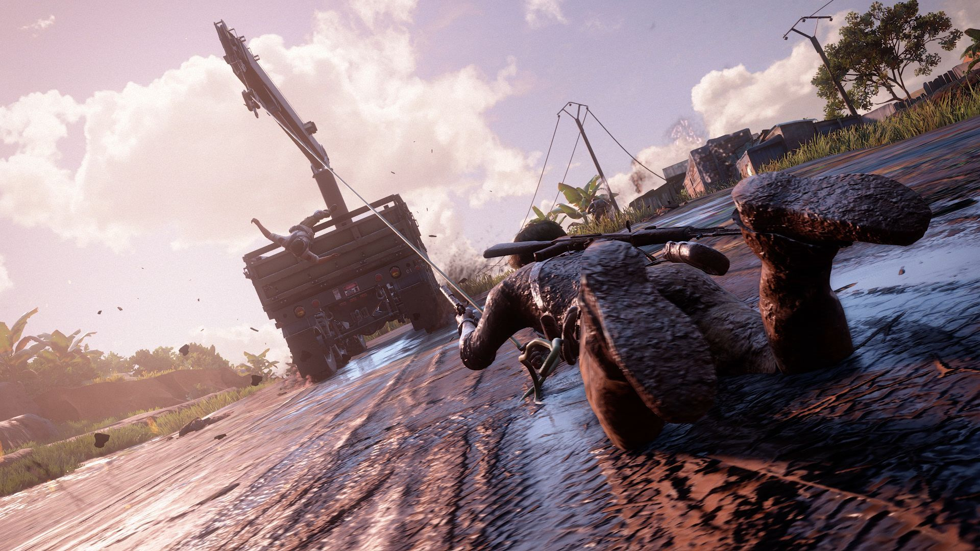 test de uncharted 4