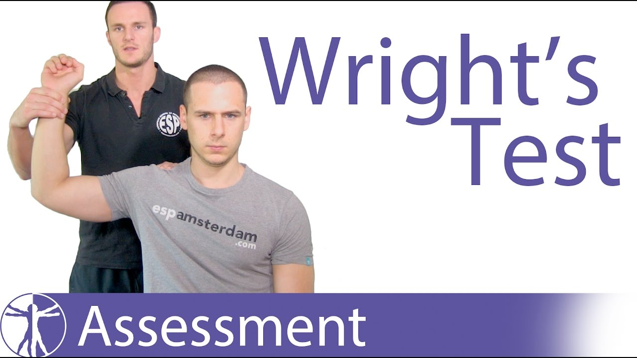 test de wright
